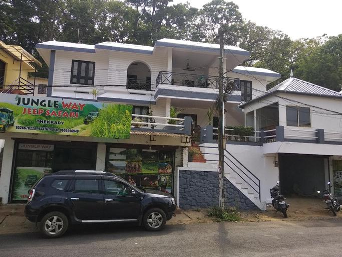 OYO 36671 Bamboo Periyar, Idukki