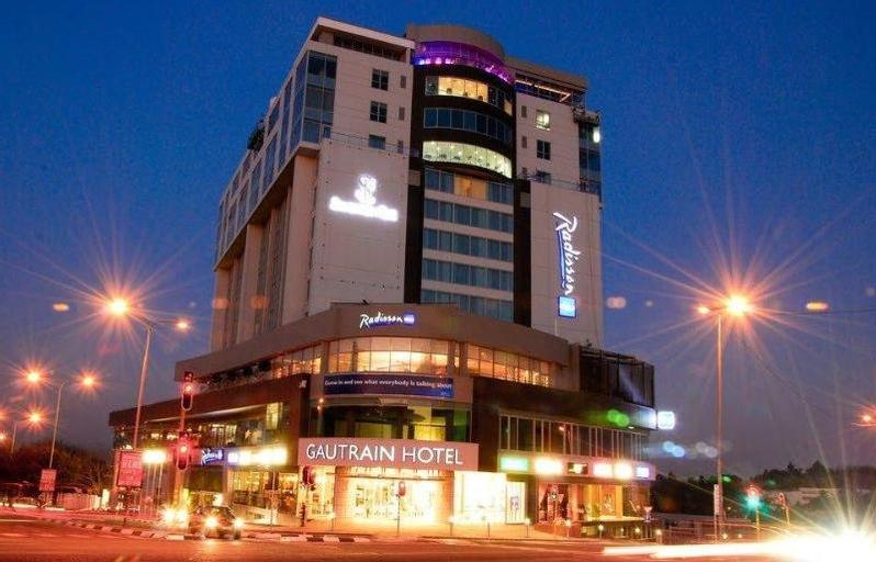 Radisson Blu Gautrain Hotel Sandton Johannesburg, City of Johannesburg