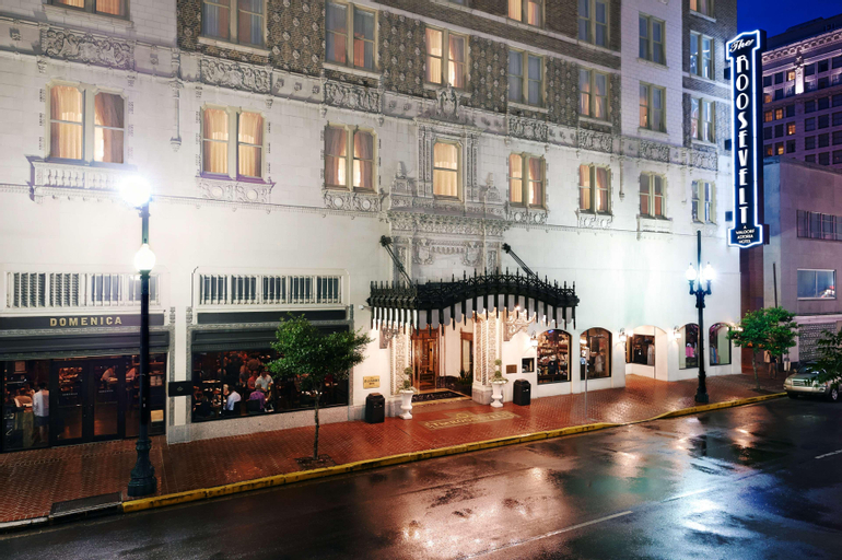The Roosevelt New Orleans, A Waldorf Astoria Hotel, Orleans