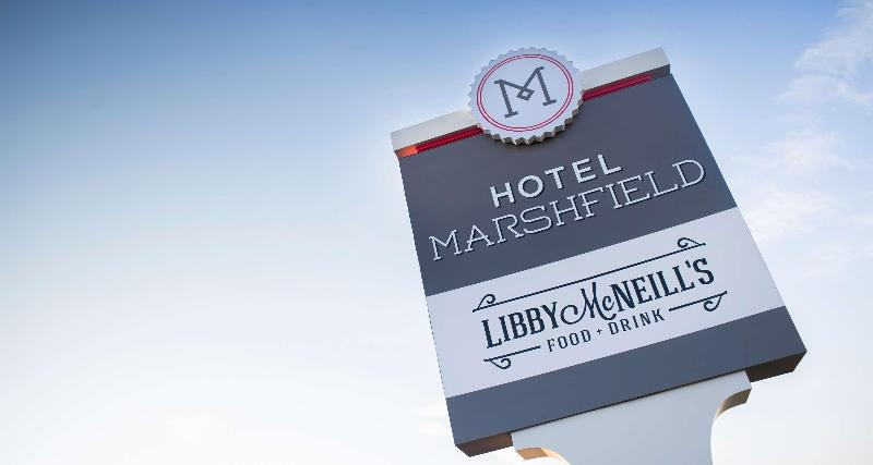 Hotel Marshfield, BW Premier Collection, Wood