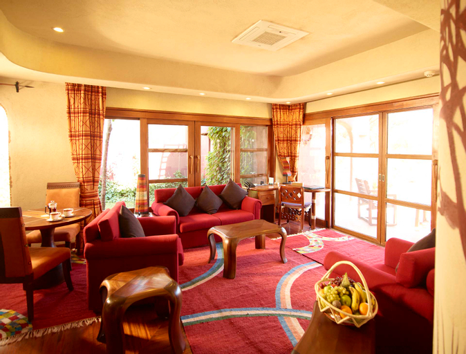 Amboseli Serena Safari Lodge, Kajiado South