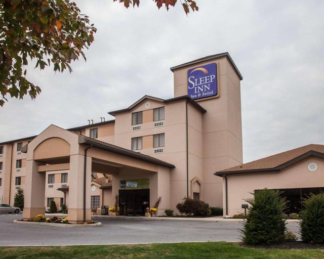 Sleep Inn & Suites Hagerstown Area, Washington