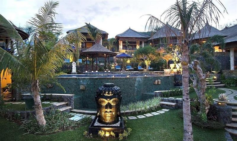 Jepun Bali Villas, Karangasem