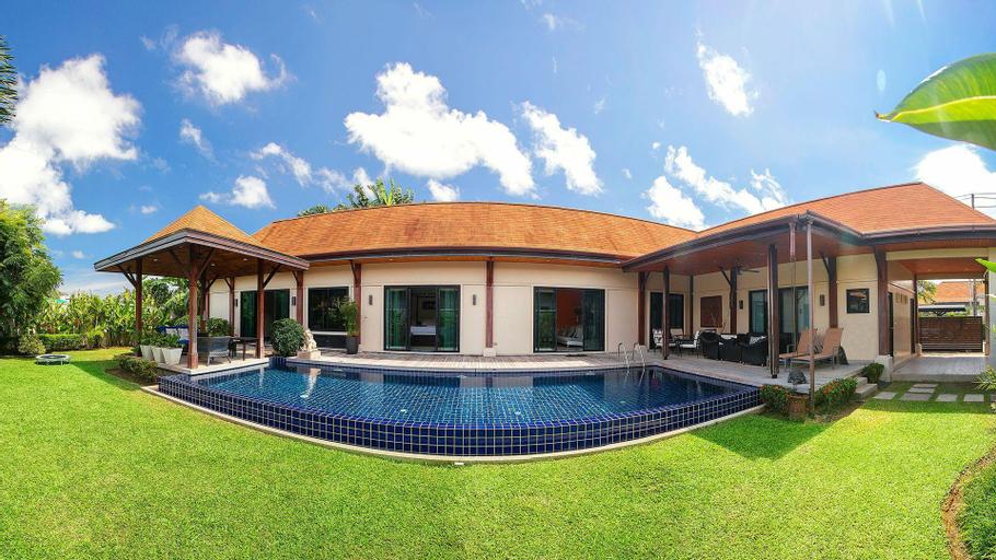 3 Bedrooms + 3 Bathrooms Villa in Nai Harn - 91356839, Pulau Phuket