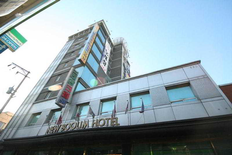 New Boolim Tourist Hotel, Seongbuk