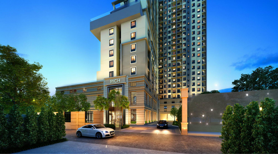 Roomme Hospitality The Rich Branch, Khlong San