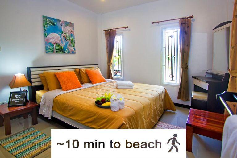 ?Beach line? FREE Daily cleaning? 85 m2 - 27410949, Pulau Phuket