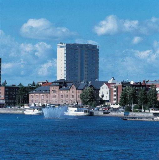 Scandic Umea Plaza, Umeå