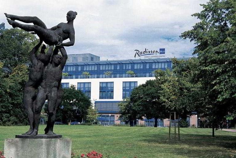 Radisson Blu Hotel Fuerst Leopold, Dessau-Roßlau
