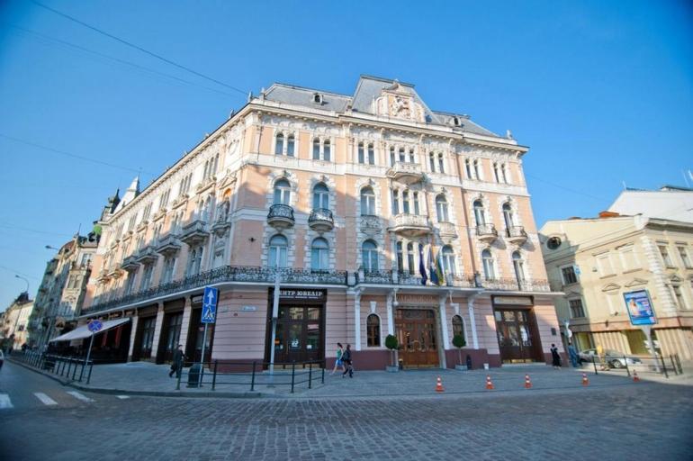 George Hotel, L'vivs'ka