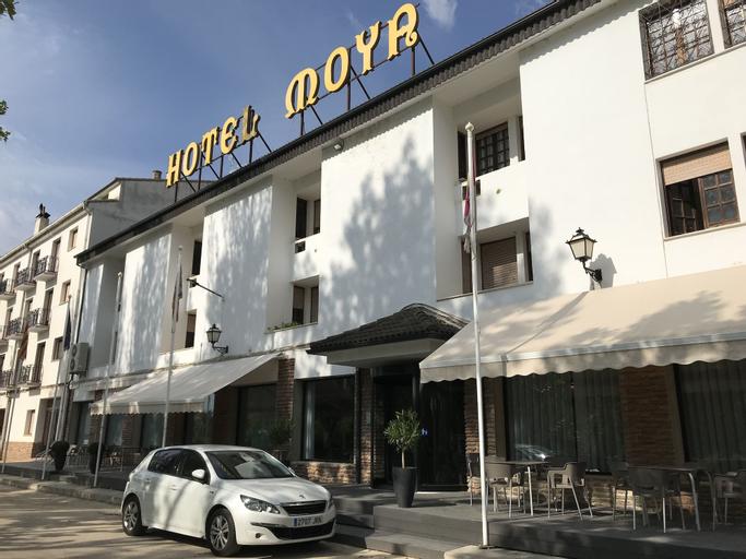 Hotel Moya Landete, Cuenca
