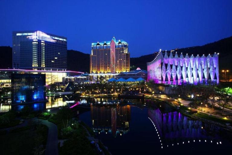 Kangwon Land Hotel, Jeongseon