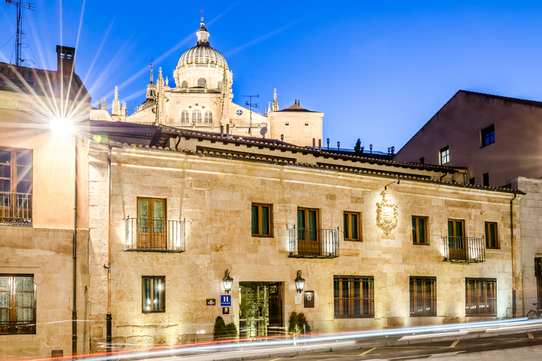 Don Gregorio, Salamanca