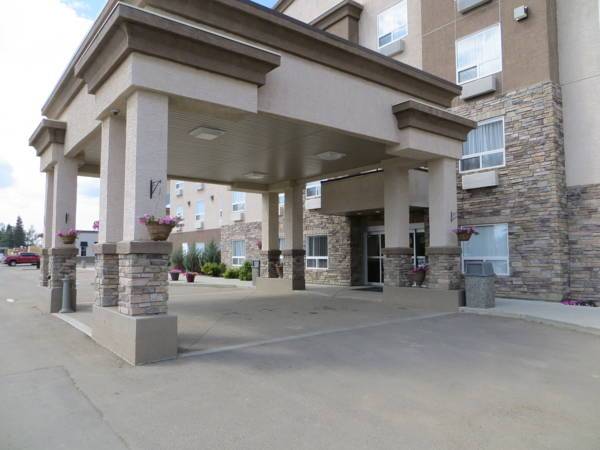 Service Plus Inns & Suites Drayton Valley, Division No. 11