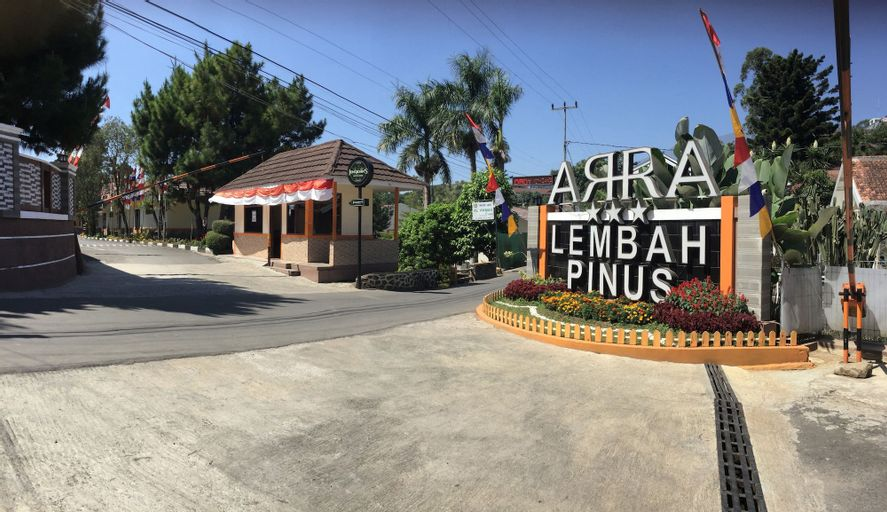 Arra Lembah Pinus Hotel, Cianjur