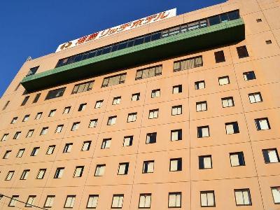 Fukushima Rich Hotel, Fukushima