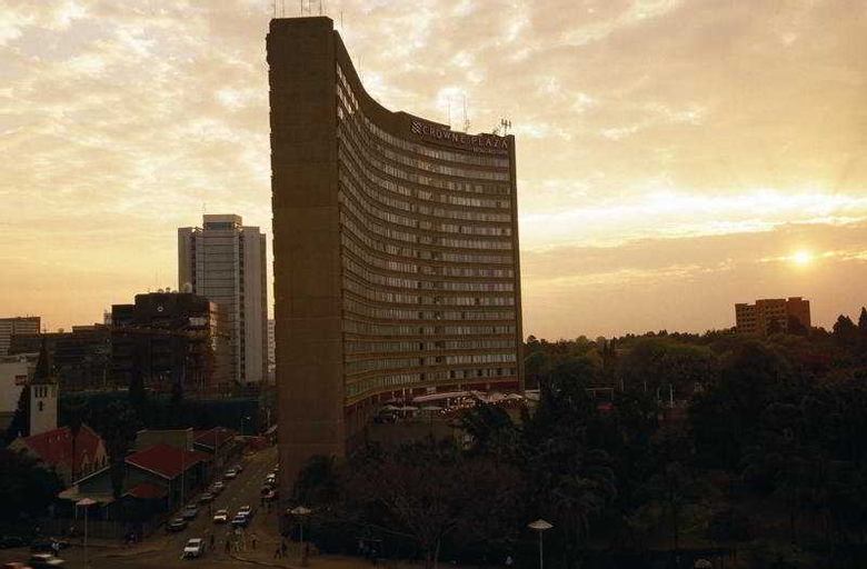 The Monomotapa Hotel, Harare