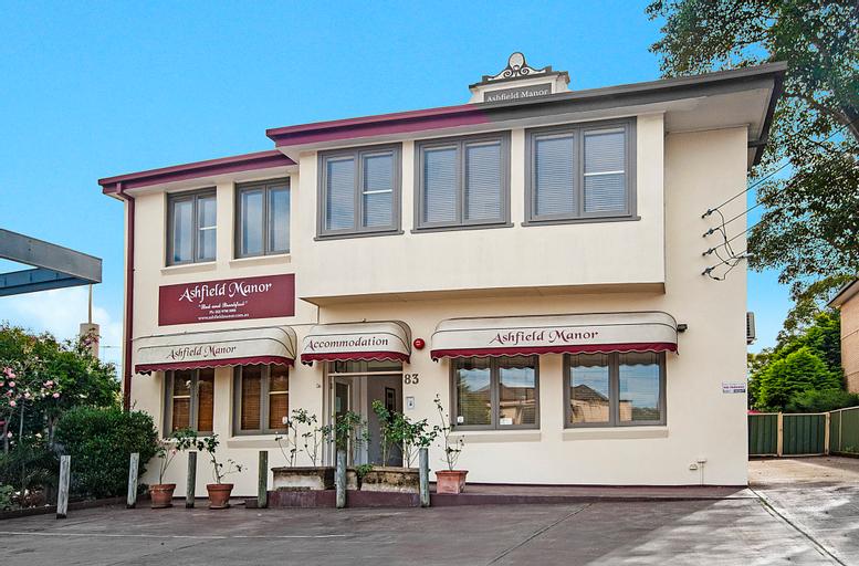 Ashfield Manor Hotel, Ashfield