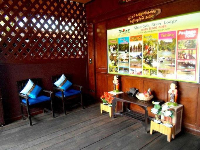 Khao Sok River Lodge, Phanom