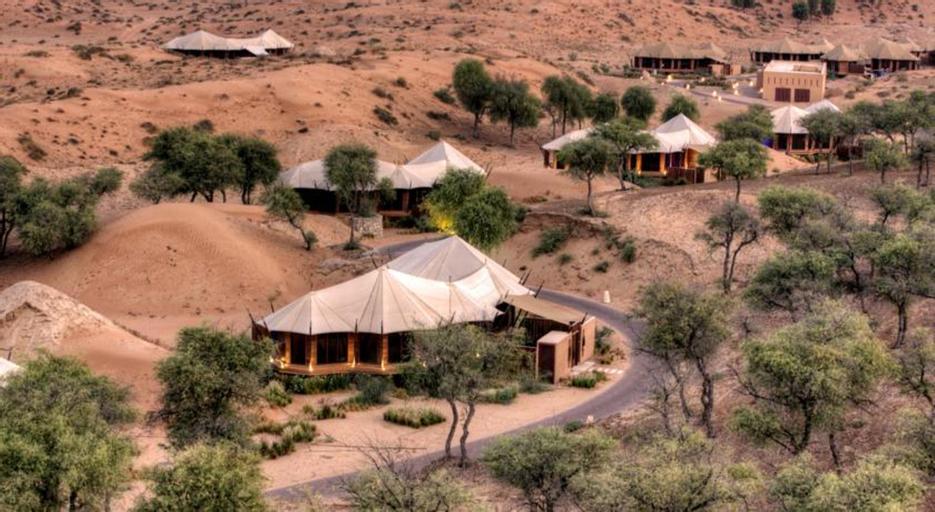 Al Wadi Desert, Ras Al Khaimah, Ritz-Carlton hotel,