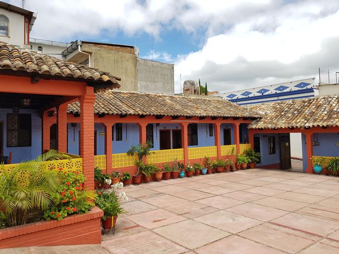 Hotel Clasico Colonial, Comitán de Domínguez
