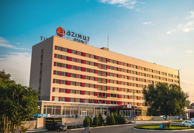 AZIMUT Hotel Astrakhan, Narimanovskiy rayon