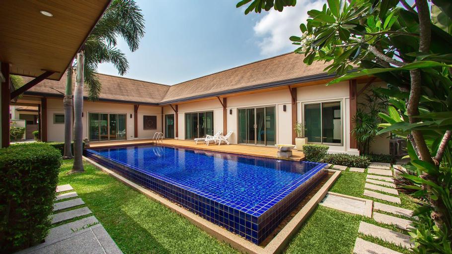 3 Bedrooms + 3 Bathrooms Villa in Rawai - 18393523, Pulau Phuket