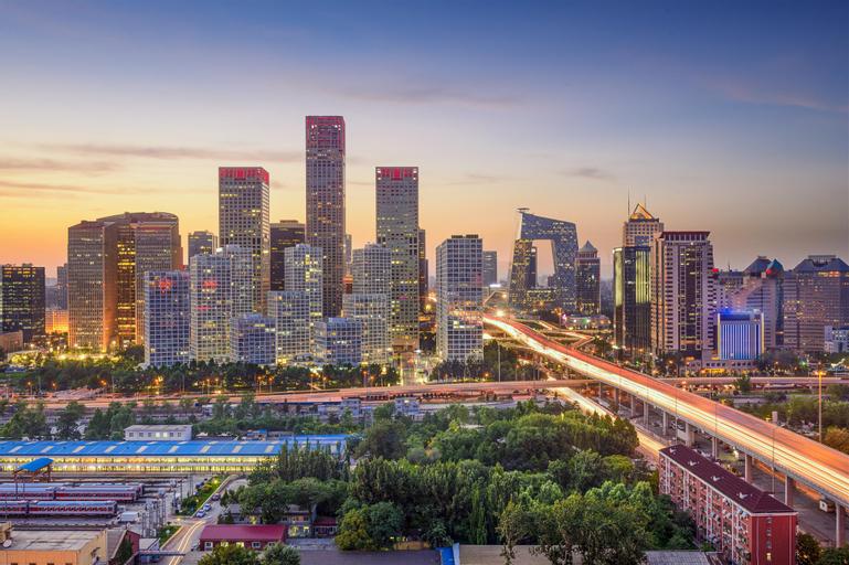 Super 8 Beijing Xi Dan, Beijing