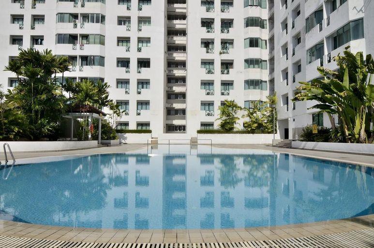 Likas Square Apartment Hotel, Kota Kinabalu
