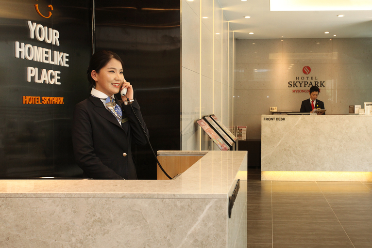 Hotel Skypark Myeongdong II, Jung
