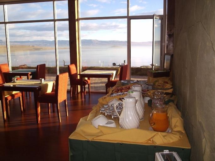 Terrazas del Calafate, Lago Argentino