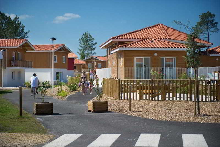 Residence Nemea Le Hameau De L' Aouchet, Landes