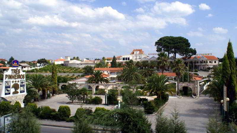 Quinta Tres Pinheiros, Mealhada