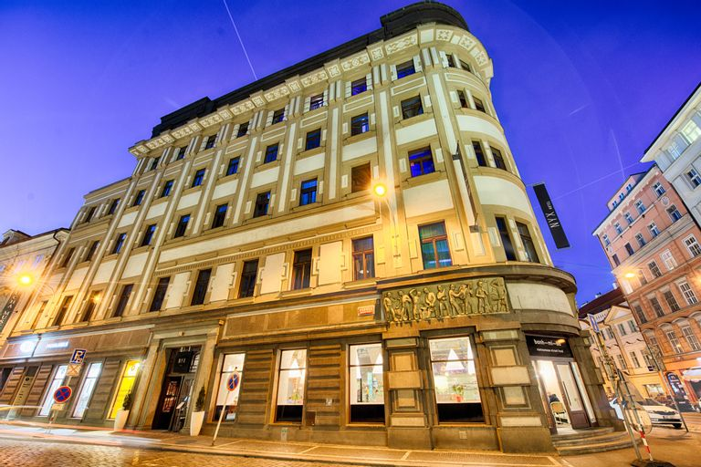 NYX Hotel Prague by Leonardo Hotels, Praha 1