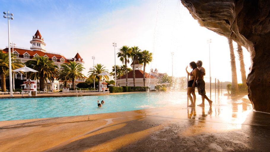 Disney's Grand Floridian Resort Package, Orange