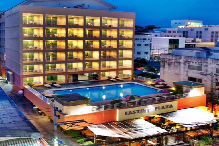 Eastiny Plaza hotel, Pattaya