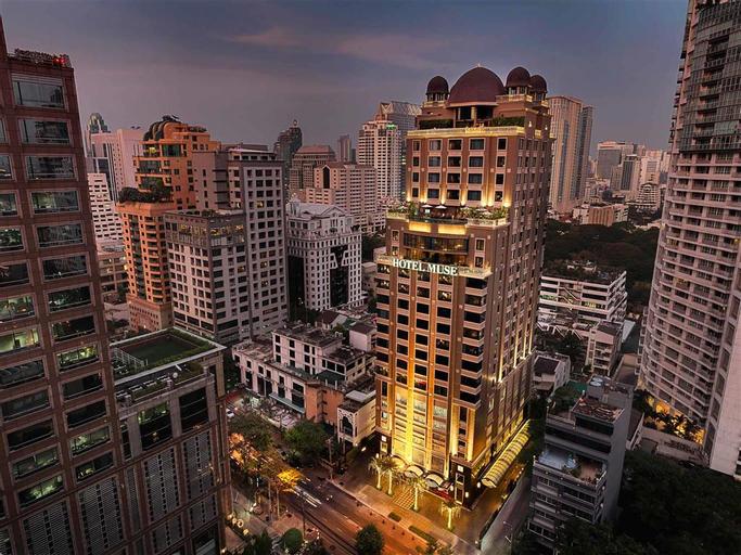 Hotel Muse Bangkok Langsuan - MGallery, Pathum Wan