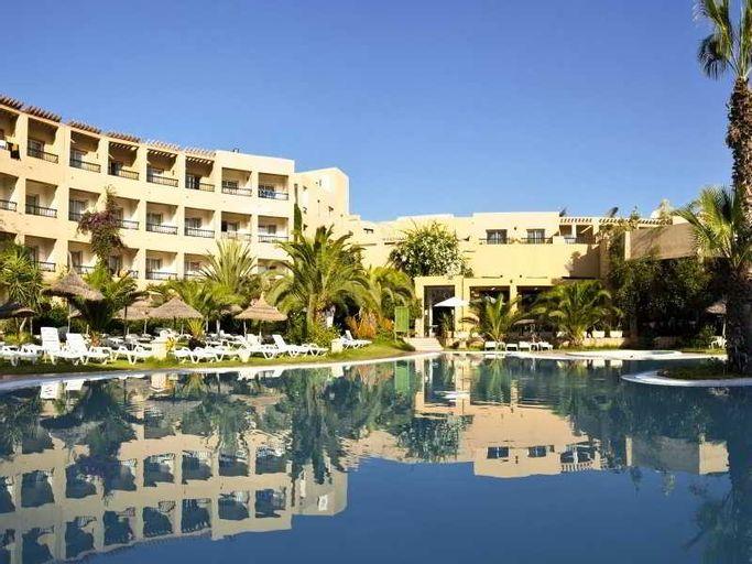 Hotel Dar El Olf, Bouficha