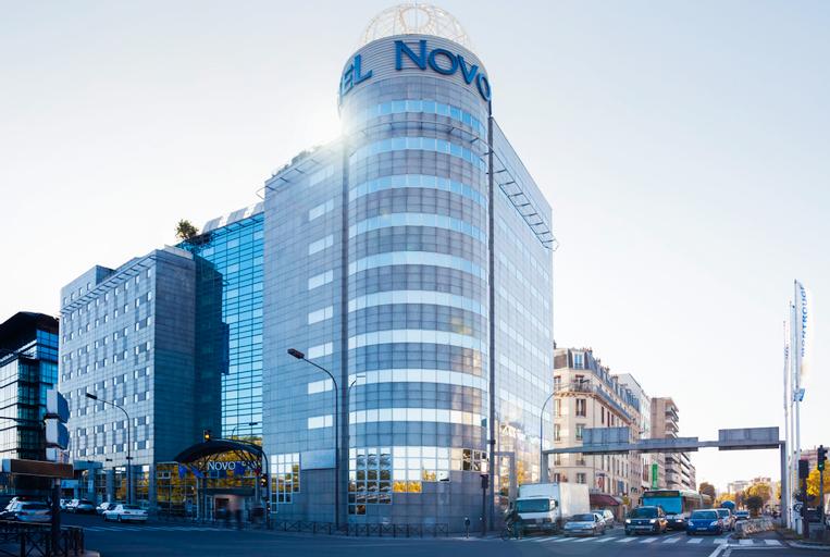 Novotel Paris 14 Porte D'Orleans, Paris