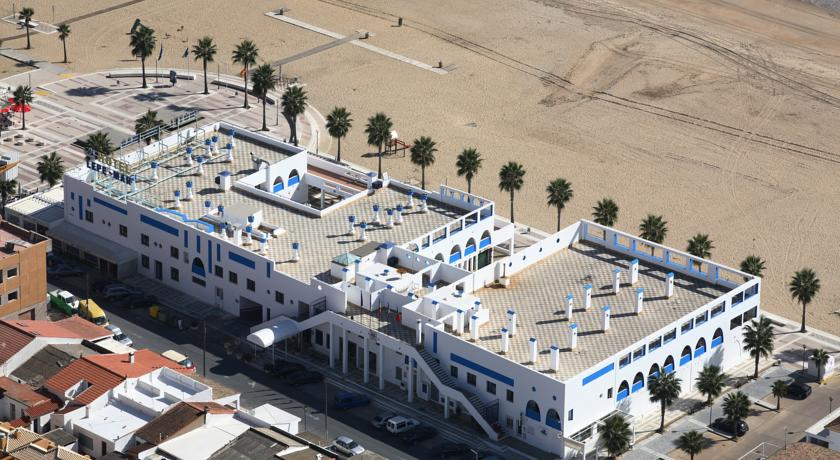 BS Lepe Mar Playa, Huelva