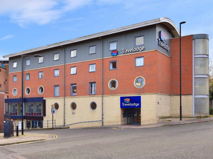 Travelodge Newcastle Central, Newcastle upon Tyne