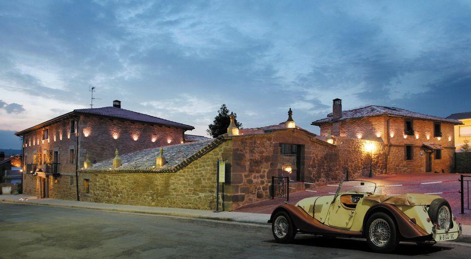 Hotel Boutique Real Casona De Las Amas, La Rioja