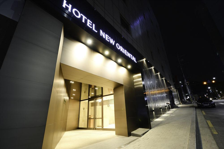 Hotel New Oriental Myeongdong, Jung