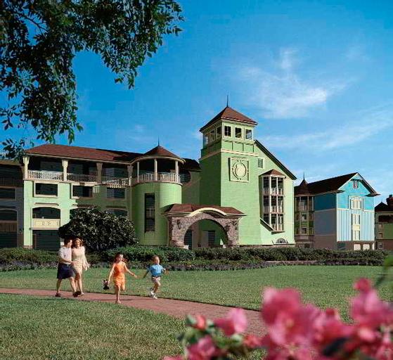 Disney's Saratoga Springs Resort & Spa Package, Orange