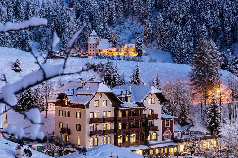 Grand Hotel Wolkenstein, Bolzano