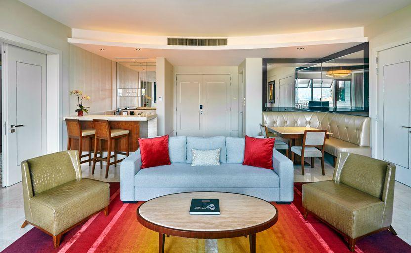 Resorts World Sentosa - Equarius Hotel, Singapura