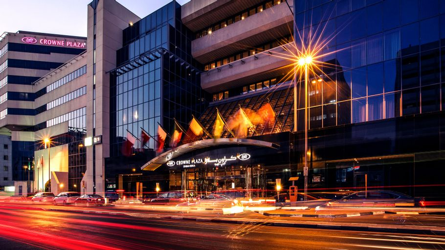 Crowne Plaza Dubai Deira, an IHG Hotel,
