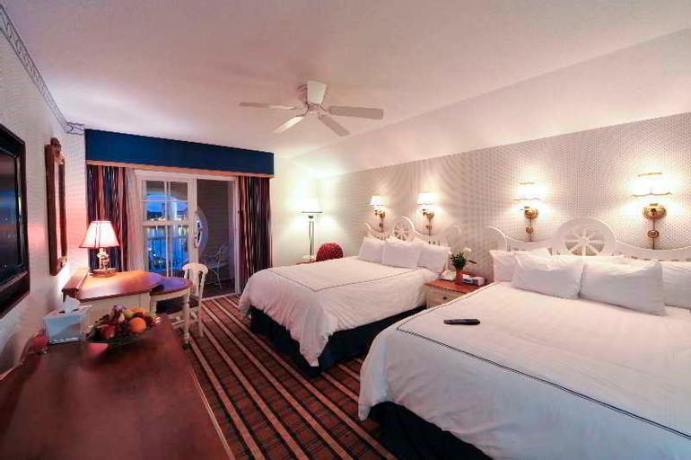 Disney's Yacht Club Resort Package, Orange