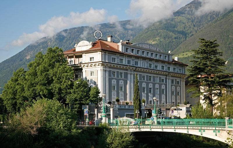 Meranerhof, Bolzano