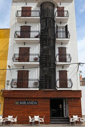 Hostal Miranda, Girona